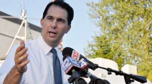 Read full article: 'I Love Being Governor': Walker Dials Back Talk Of Presidency