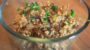 Read full article: Mushroom Quinoa Risotto