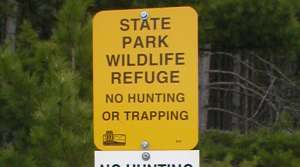 Read full article: Hunting, Trapping In State Parks Will Be On Ballots At DNR Hearings