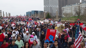 Read full article: With Immigration Reform On Horizon, Activists Take To The Streets