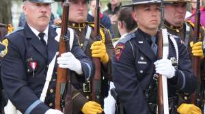 Read full article: Dead Police Honored Outside State Capitol