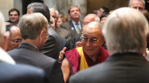 Read full article: Dalai Lama Speaks To State Legislature