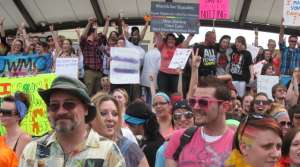 Read full article: Community Marches for LGBT Equality in Wausau