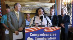 Read full article: Dem, GOP State Reps Call For Immigration Reform