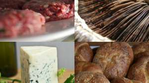 Read full article: Grass-Fed Beef and Portobello Blue Cheese Burgers
