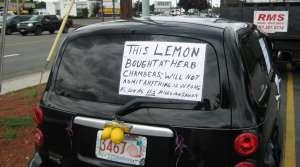 Read full article: Lemon Law Amendment Gains Momentum In Legislature