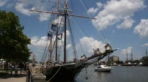 Read full article: 9 Tall-Masted Ships Will Dock In Green Bay This Weekend