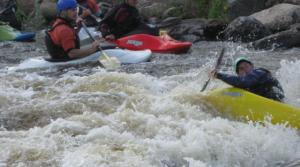Read full article: Paddlers Converge In Wausau For Freestyle Kayak Championships