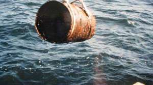 Read full article: Red Cliff Band Will Raise More Munition Barrels From Lake Superior