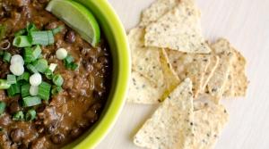 Read full article: Cuban Black Bean Soup
