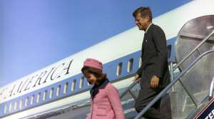 Read full article: See Home Movie Of Kennedy's 1960 Campaign Visit To Madison