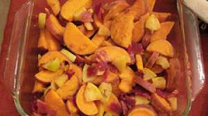 Read full article: Sweet Potato & Apple Casserole