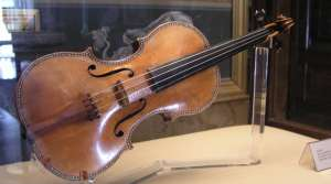 Read full article: Stradivarius Violin Stolen From Milwaukee Concert Master