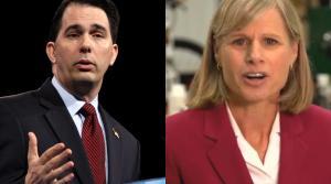Read full article: Marquette Poll Finds Walker Still Ahead Of Burke