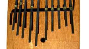 Read full article: The Mbira