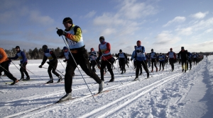 Read full article: The Pandemic Has Upended Events, But Thousands Are Heading Up North To Ski The Birkie