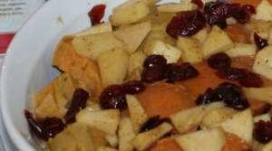 Read full article: Cranberry Pecan Sweet Potatoes