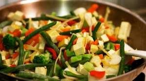 Read full article: Tofu Veggie Stir Fry