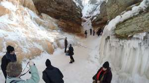 Read full article: Apostle Islands Ice Caves Attracted About 138K Total Visitors