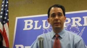 Read full article: Walker Says He Expects Tight Race Come November