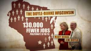 Read full article: Campaign Ads From Both Burke, RGA Tout Cherry-Picked Numbers