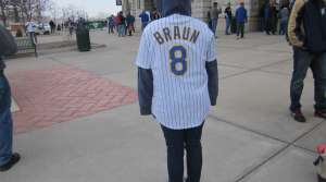 Read full article: Many Brewers Fans Still Support Braun Following Doping Scandal