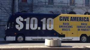 Read full article: Bus Tour Advocates For Raising Minimum Wage Come To Milwaukee