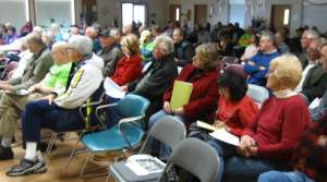 Read full article: Testy Public Hearing Over Groundwater Contamination In Adams County
