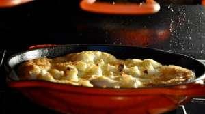 Read full article: Feta & Cauliflower Omelette