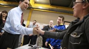 Read full article: Walker Endorses Candidates In Out-Of-State Elections