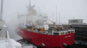 Read full article: Coast Guard Finally Ends Ice Breaking Operations On Great Lakes
