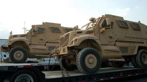 Read full article: Superior Receives Mine-Resistant Vehicle From U.S. Military