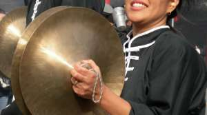Read full article: Sound The Cymbals