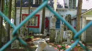 Read full article: Historic Former Home Of Artist Mary Nohl May Soon Be Dismantled