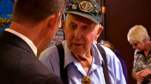 Read full article: World War II Veteran From Central Wisconsin Is Saluted for Heroism