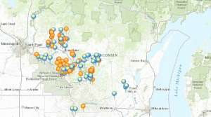 Read full article: DNR Introduces New Interactive Tool For Tracking Frac Sand Industry
