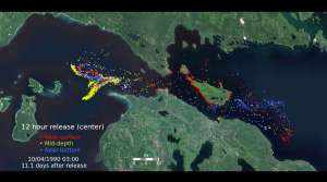 Read full article: Scientist Models How An Oil Spill At Straits Of Mackinac Would Affect Great Lakes