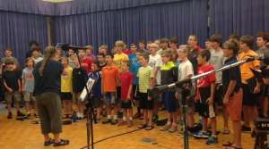 Read full article: Madison Youth Choir Performs On 'The Midday'