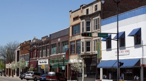 Photo of downtown Beloit