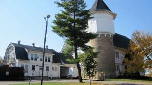 The University of Wisconsin Landmark Dairy Barn