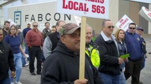 labor strike in MN AFL-CIO (CC-BY)