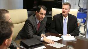 Read full article: Walker Says He'll Be In The Room at Future Bucks Arena Talks