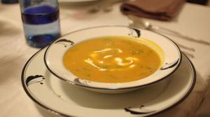 Read full article: Roasted Butternut Squash Soup