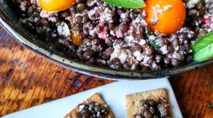Read full article: Tiffany's Lentil Bruschetta