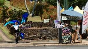 Edmundi Markets, Queensland - Photo by Allen Rieland