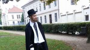 Photo of actor playing Antonin Dvorak
