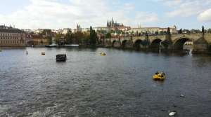 Photo of The Moldau in Prague