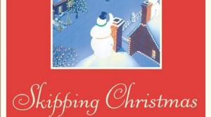 Photo of book cover of Skipping Christmas by John Grisham
