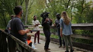 """Last fall's """"Trace the Line"""" is Bravebird's first feature-length film."""