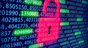 Data breach on laptop